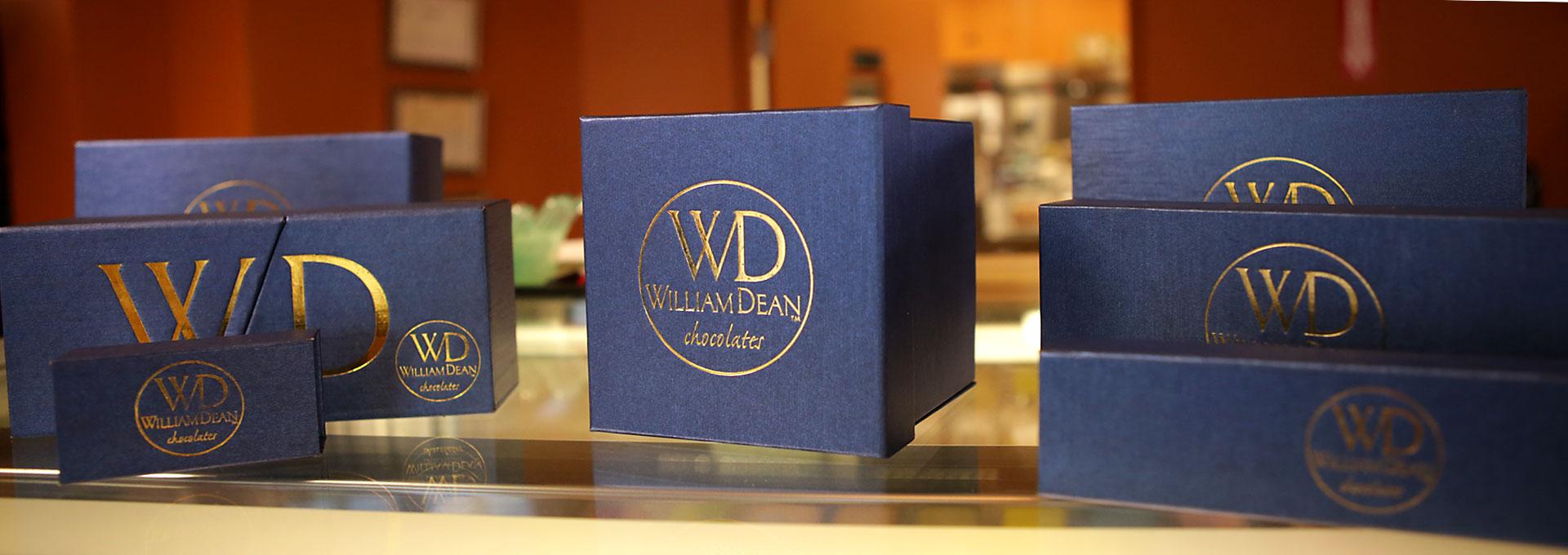 Weddings - William Dean Chocolates